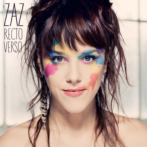 zaz - Recto+Verso+cover